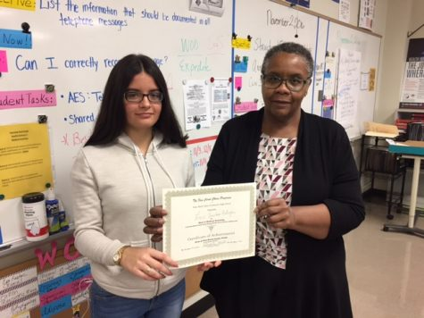 Leisa Quintero-Rodriquez & Berry Faustin…Best of the Best in Medical Assisting