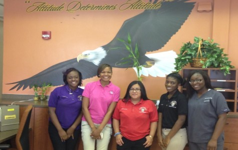FCCP Attends Showcase at Crestwood Middle