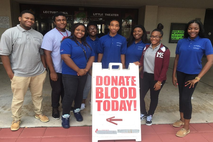Blood Drive:  Every Drop Helps!
