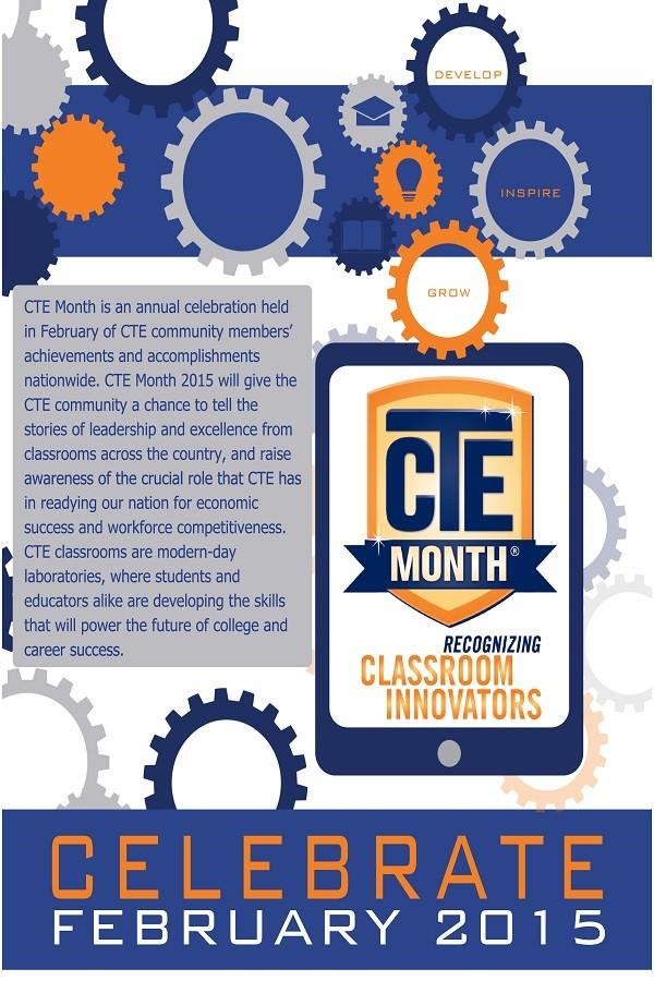 CTE Month: Recognizing Classroom Innovators