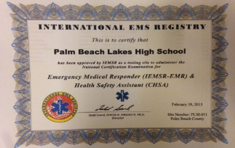 The Medical Academy Offers EMR!