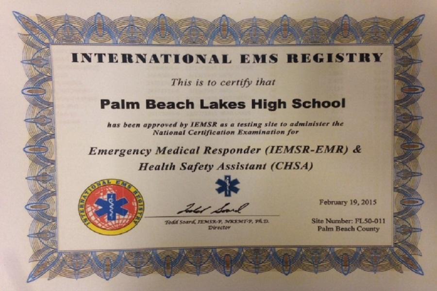 emr medical academy offers choice