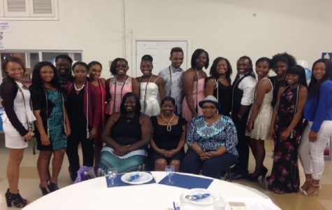 Medical Academy Senior Banquet 2015