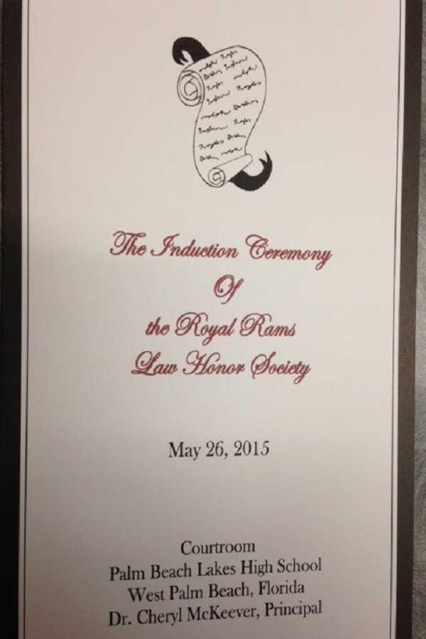 2015+Law+Honor+Society+Inductions