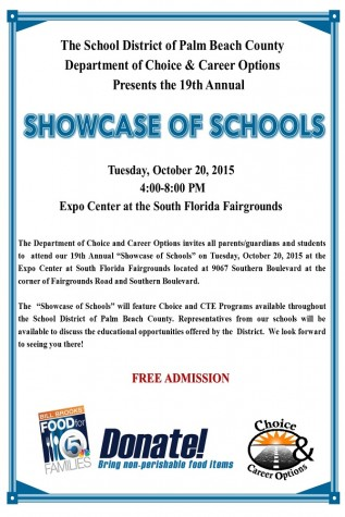 2015 Showcase of Schools