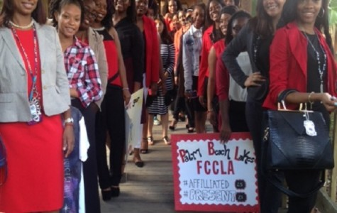 FCCLA at PBL is State Bound!