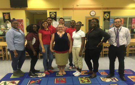 Meet and Greet at Seminole Trails Elementary School