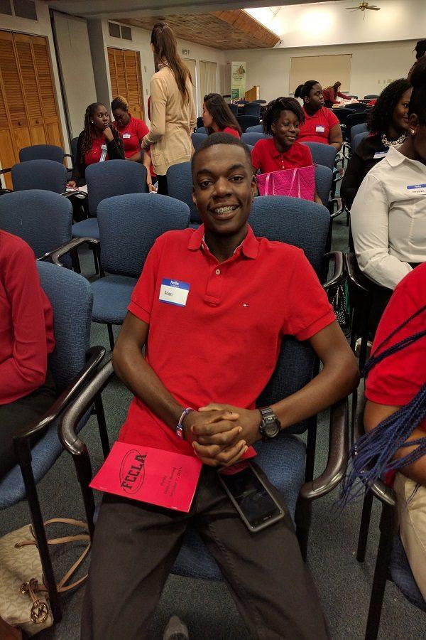 FCCLA's District Meeting and Competition