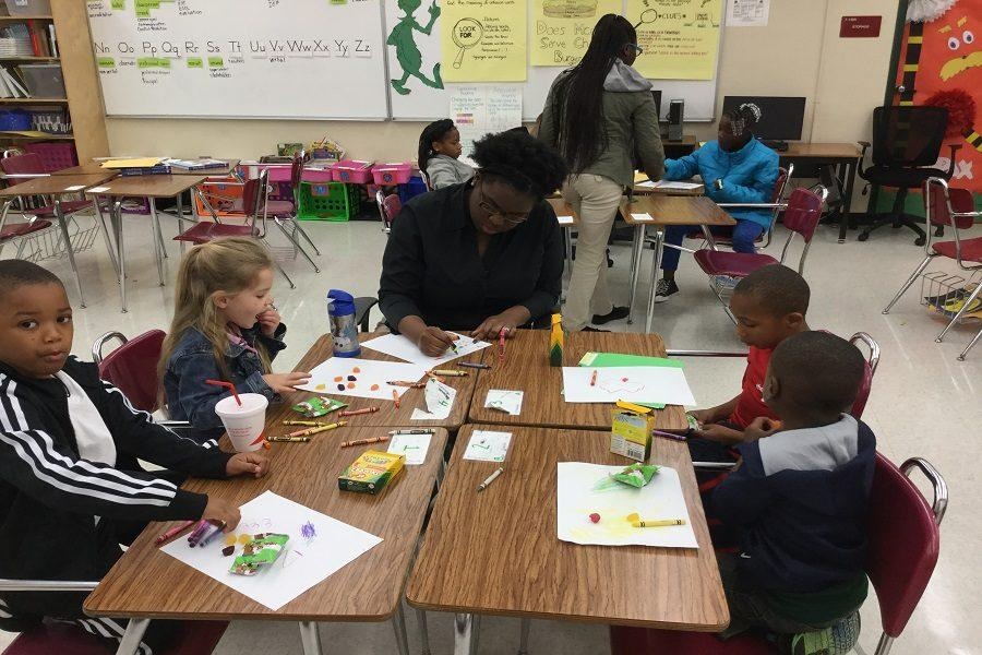 Take Your Child to Work Day with the Teacher Academy