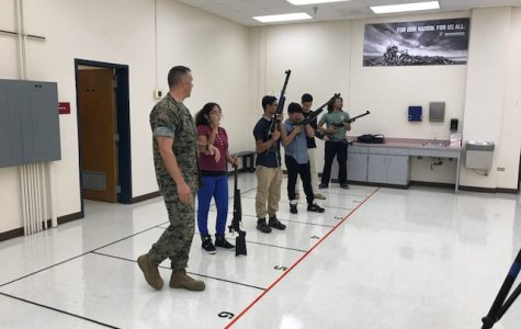 MC JROTC:  Sharp Shooters!