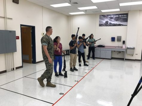 MC JROTC:  Sharp Shooters!
