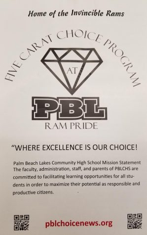 Five Carat Choice Program at PBL
