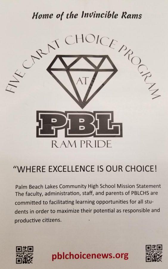 Five Carat Choice Program at PBL