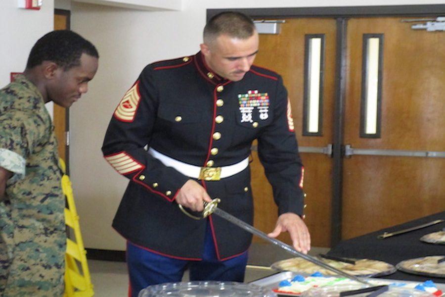 Happy Birthday, US Marine Corps!