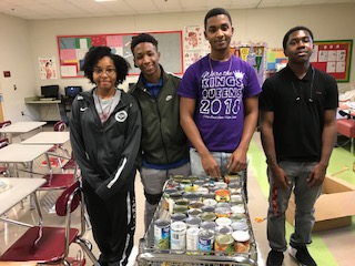 Food for Families–NTHS