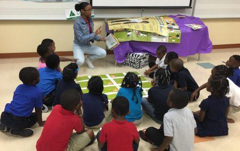 Junior Achievement at Hope Centennial Elementary
