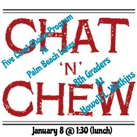 Let's Chew the Fat with Watkins Middle!