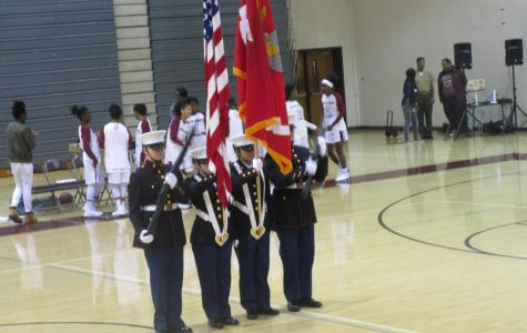MC JROTC…On the Job!
