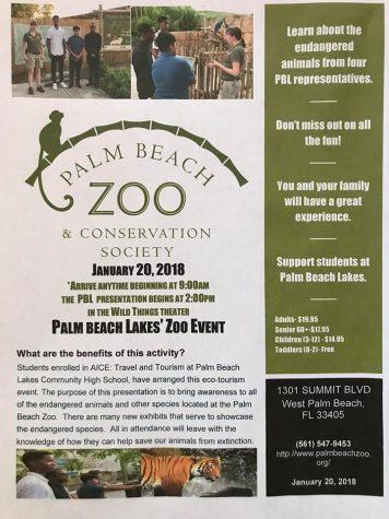 AICE Travel & Tourism–Zoo Partners