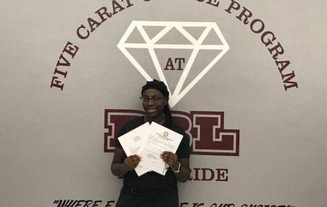 Taisha Dixon (Law Academy)...Florida Memorial University, Bethune Cookman University
