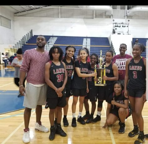Lady Rams…Elite Division Champions!