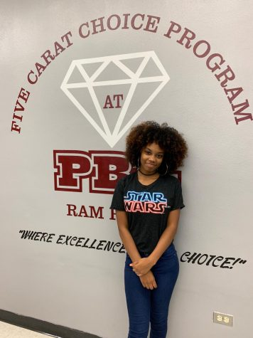 Kalayah Samuels…Full Ride to College!