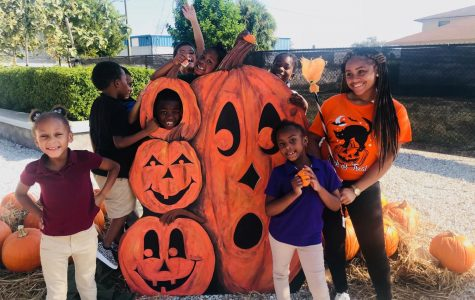 Pumpkin Patch with the Kiddies!
