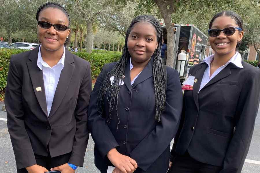 HOSA Competition at Keiser