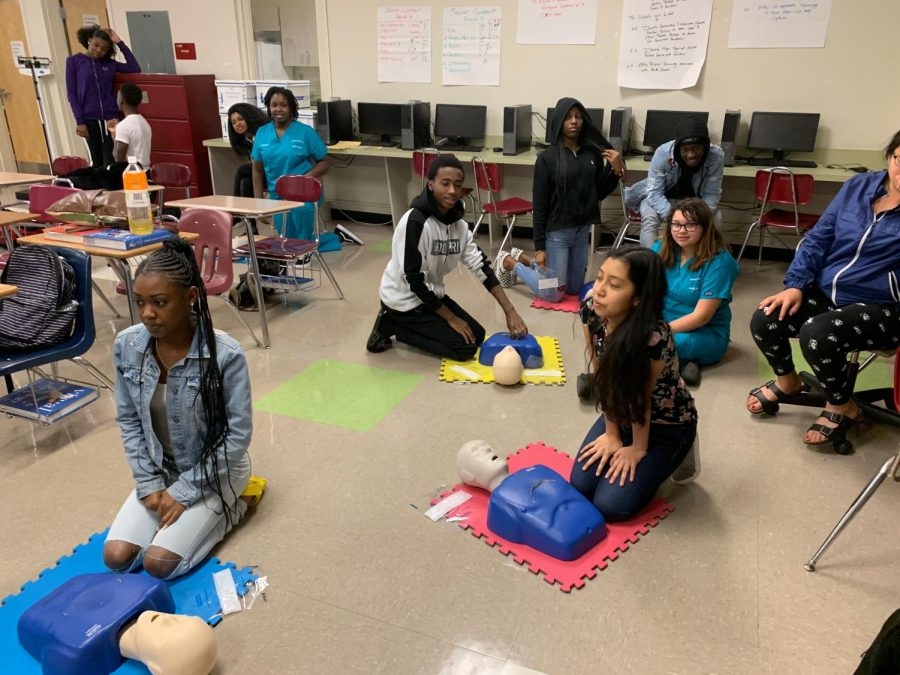 CPR+Practice