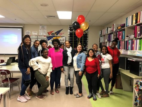 Zondell Morris–Junior Achievement Teacher of the Year!