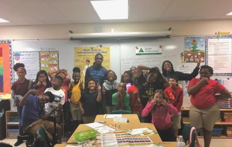 Junior Achievement at Grassy Waters Elementary School
