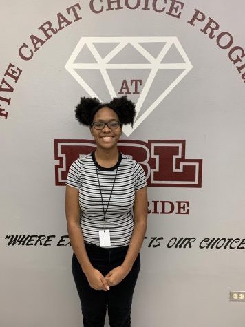 Alivia Latimore (Law)…FULL RIDE SCHOLARSHIP!