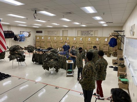 Magnet Monday in JROTC–On the Way!