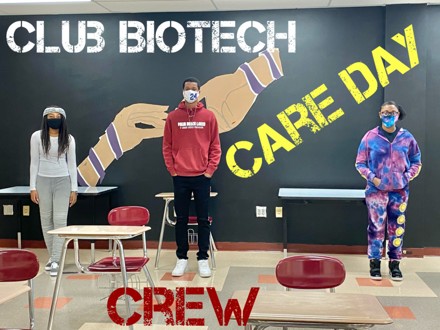 CARE Day in Biotech!