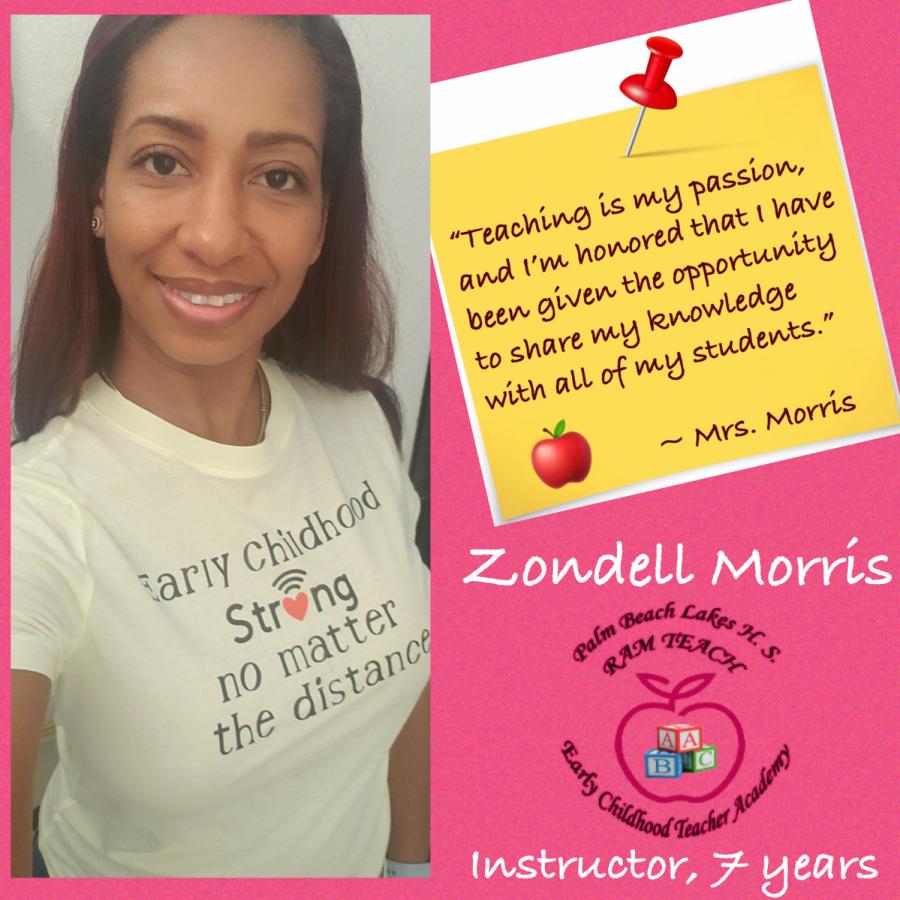 Mrs. Zondell Morris