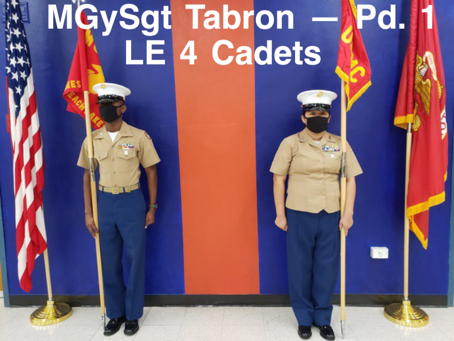 Magnet Monday in MCJROTC